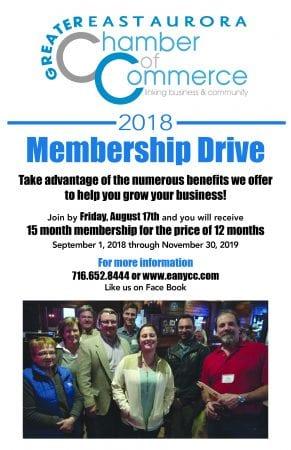 Chamber Membership Drive Starts Monday, August 6th!