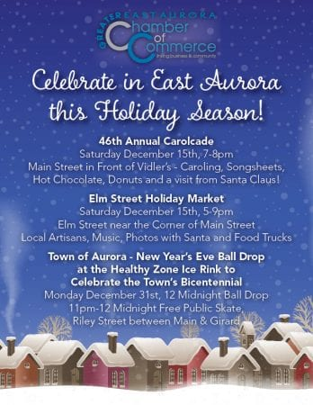 Visit EA This Christmas Season for These Great Events!