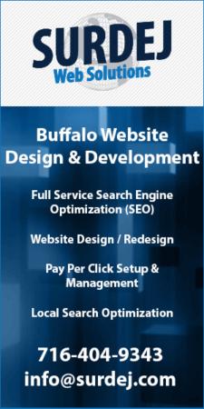 Surdej Web Solutions Ad