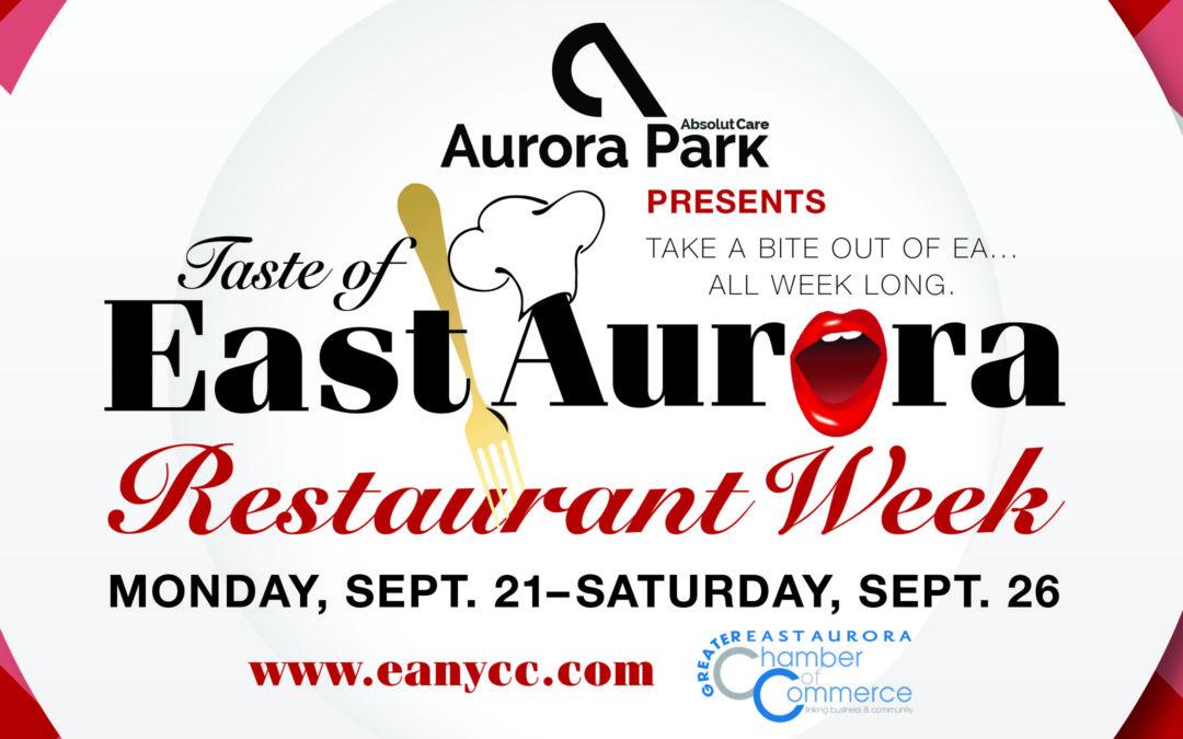 2020 Taste of East Aurora brings a new twist to an annual foodie favorite