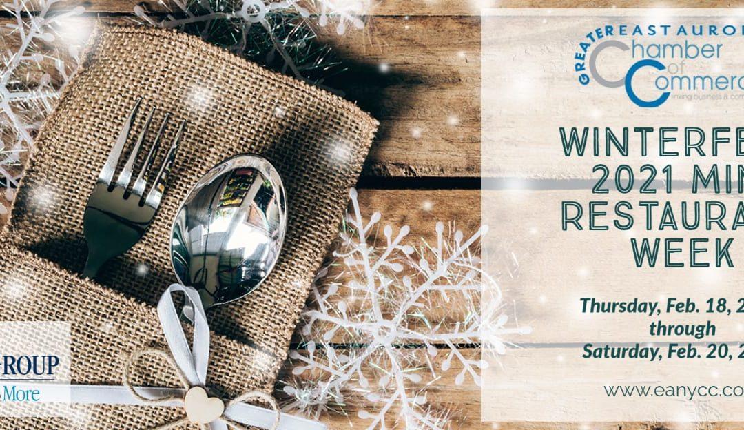 WinterFest Mini Restaurant Week Starts Thursday, Feb. 18