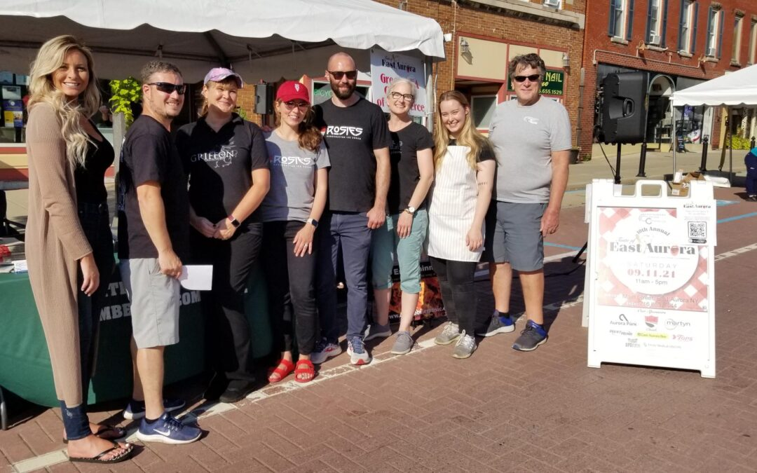And the Best of the Taste of East Aurora are……