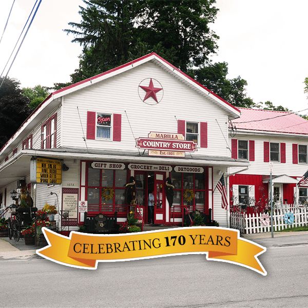 Marilla Country Store Celebrates 170 Years in Business!